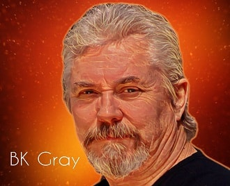 B.K. GRAY on Museboat Live channel