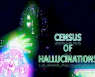 CENSUS OF HALLUCINATIONS on Museboat Live channel