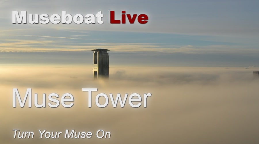 Muse Tower show