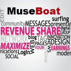 Museboat Live Revenue Sharing