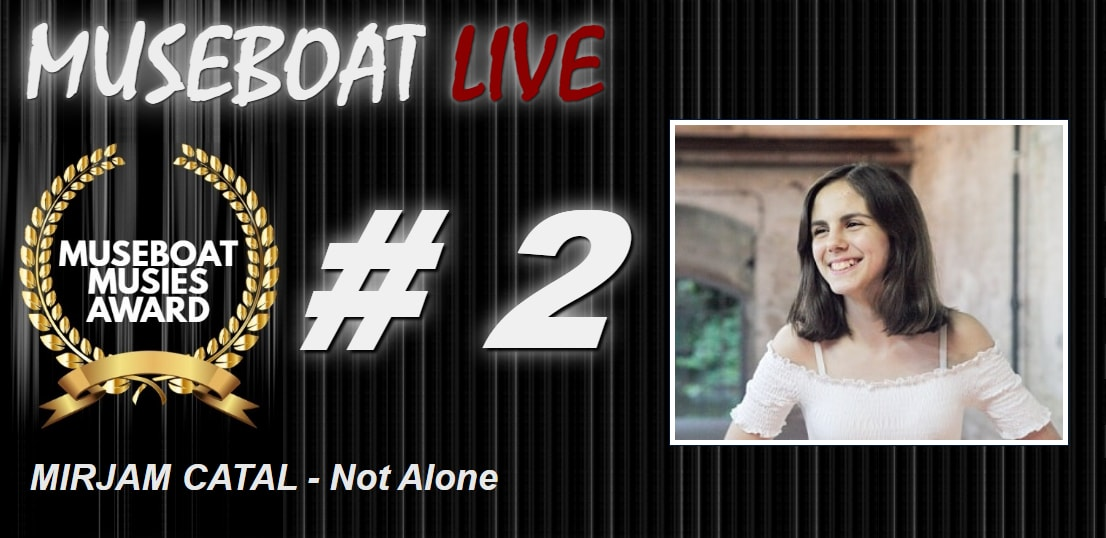 MIRJAM CATAL on Museboat LIve