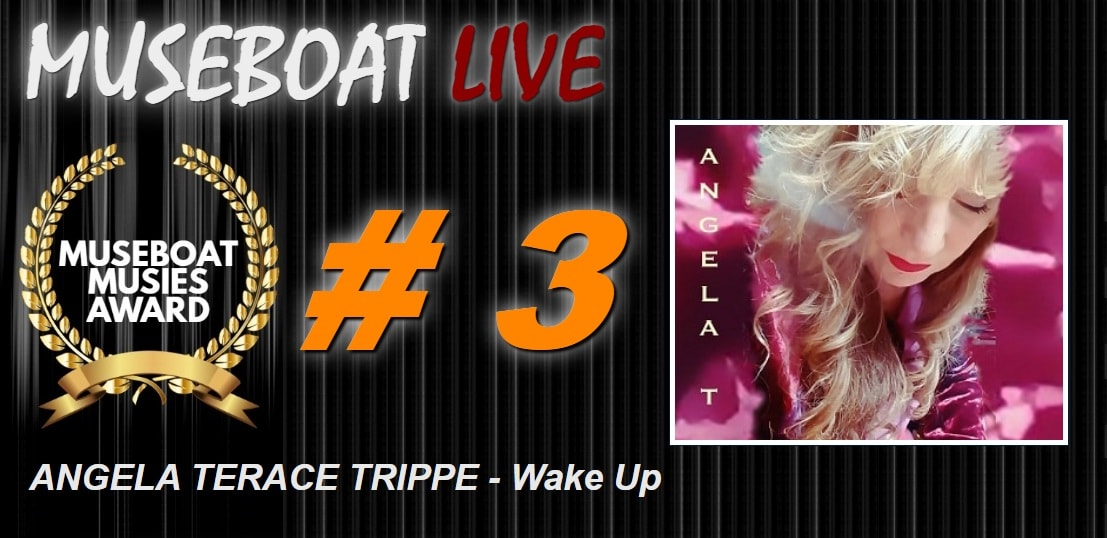ANGELA TERACE TRIPPE on Museboat LIve