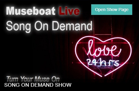 Museboat Live Maintime today