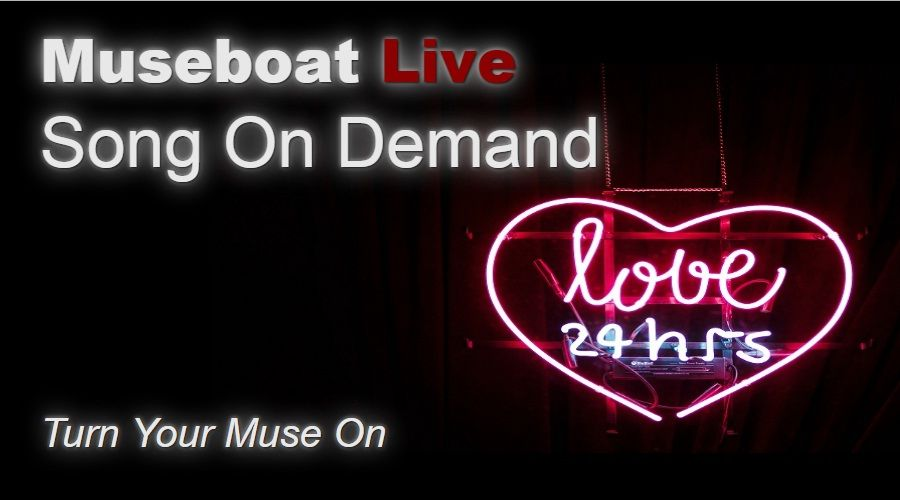 Get Your Music Heard on Museboat Live Channel
