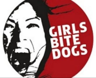 GIRLS BITE DOGS